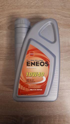 Motorový olej 10W40 - 1l