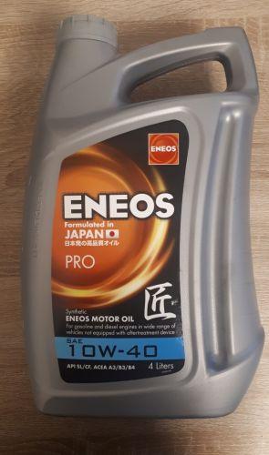 Motorový olej 10W40 - 4l
