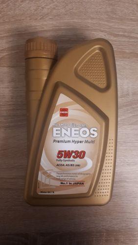 Motorový olej 5W30 - 1l