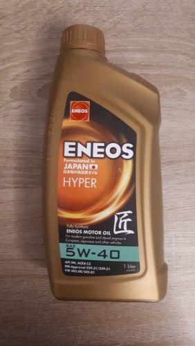 Motorový olej 5W40 - 1l