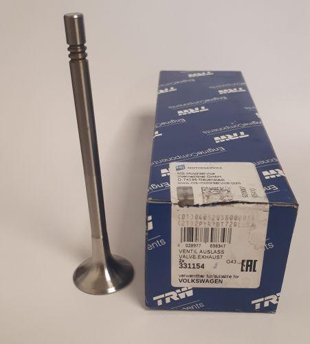 Výfukový ventil 331154
